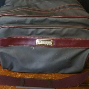 Vintage Samsonite Carry On Overnight Luggage
